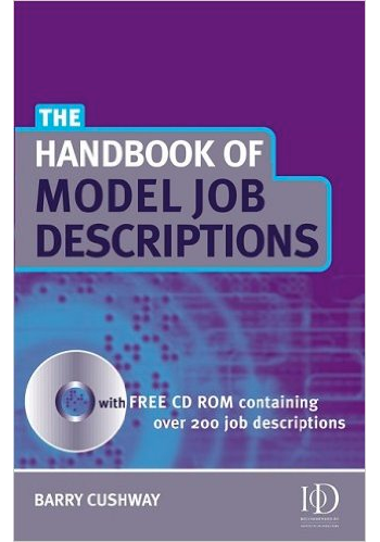 'The Handbook of Model Job Descriptions'